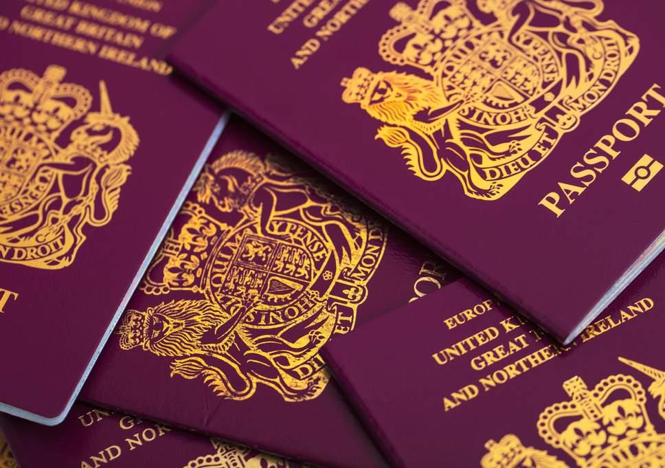 Preparing for your season – UK Passports